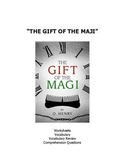 """""""The Gift of the Magi"""" Short Story Unit Plan"""