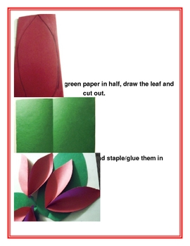 The  Gift of the Poinsettia