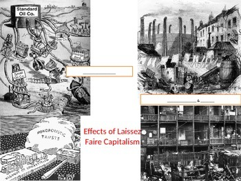 The Gilded Age: Industrialization, Immigration, & important Entrepreneurs