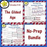 The Gilded Age No-Prep Bundle