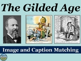 The Gilded Age Primary Source Image Activity