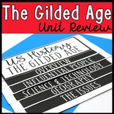 The Gilded Age Review Flipbook