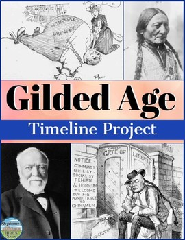 The Gilded Age Timeline Project