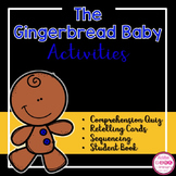 The Gingerbread Baby Activities