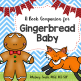 Gingerbread Baby Comprehension Book Companion