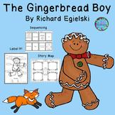 The Gingerbread Boy Activities