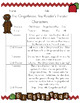 The Gingerbread Boy & Girl Reader's Theater & More