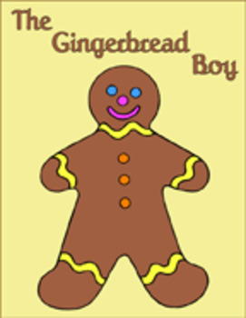 The Gingerbread Boy  Reading Center