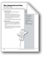 The Gingerbread Boy (Recall Details Through Drama): Book Project