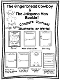 The Gingerbread Cowboy and the Jalapeno Man Booklet {compare / contrast stories}