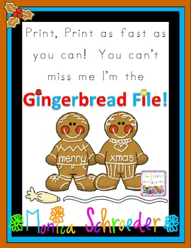 The Gingerbread File