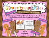 The Gingerbread Files - Gingerbread Uncovered! Common Core