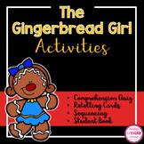 The Gingerbread Girl Activities