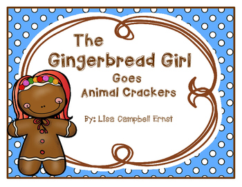 The Gingerbread Girl Goes Animal Crackers Story Pack