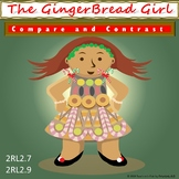 The Gingerbread Girl Story Activity Sheet