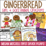 Gingerbread Girl and The Gingerbread Girl Goes Animal Crackers