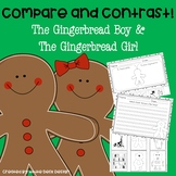 The Gingerbread Girl VS The Gingerbread Boy