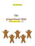 The Gingerbread Kids Class Book
