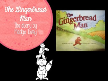 The Gingerbread Man by Madge Tovey (Book Companion)