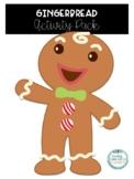 The Gingerbread Man Preschool Activities