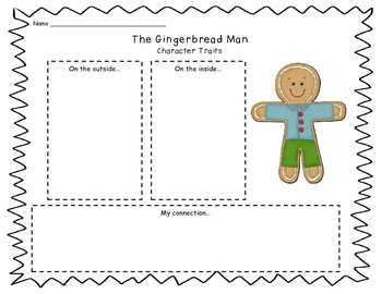 The Gingerbread Man: A Common Core Compare & Contrast Unit