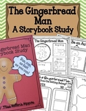 The Gingerbread Man {A Story Study Student Book}