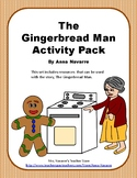 The Gingerbread Man Activity Pack