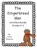 The Gingerbread Man Activity Packet