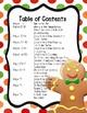 The Gingerbread Man Activity Set, Round 2, Set 2