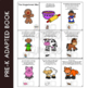 The Gingerbread Man: Adapted Book for Early Childhood Spec
