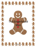 The Gingerbread Man Adapted Book