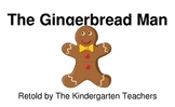The Gingerbread Man Big Book (version)