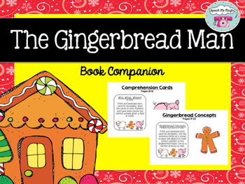 The Gingerbread Man: Book Companion
