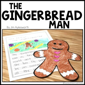 The Gingerbread Man Book Companion