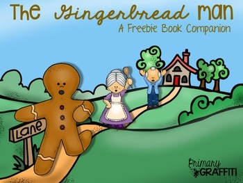 The Gingerbread Man {Book C... by Primary Graffiti | Teachers Pay ...