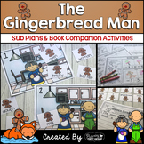 Sub Plans and Book Companion Activities ~ The Gingerbread Man