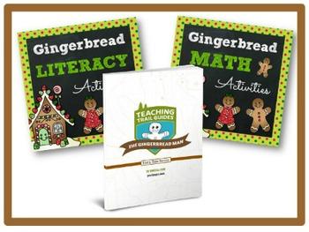 The Gingerbread Man Bundle