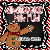 The Gingerbread Man- Common Core Standards Included
