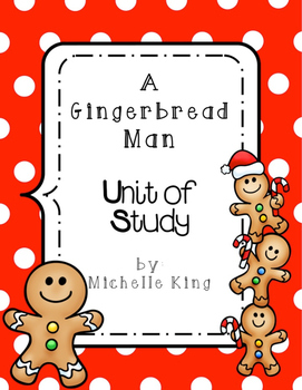 The Gingerbread Man Companion Set
