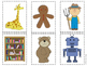 The Gingerbread Man Compare and Contrast NO PREP