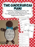 The Gingerbread Man- Craftivity, Sequencing, & Writing!