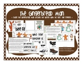 The Gingerbread Man: Customs and Celebrations from around the world!