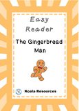 The Gingerbread Man Easy Reader Guided Reading Kit Fairy Tales Emergent Reader