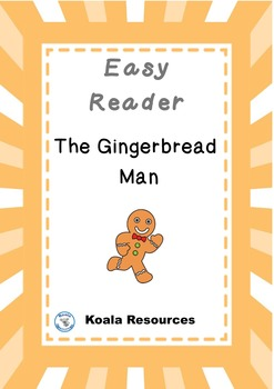 The Gingerbread Man Easy Reader Guided Reading Kit Fairy T