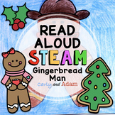 The Gingerbread Man Gingerbread Disguise Christmas Read Aloud STEAM Activity