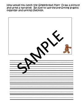 The Gingerbread Man Guided Reading Lesson Plan