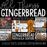 All Things Gingerbread BUNDLE!