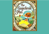 The Gingerbread Man-Jim Aylesworth- Story and Vocabulary*PDF*