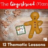 The Gingerbread Man Reading, Writing, Math Unit
