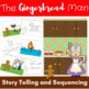 The Gingerbread Man - Thematic Unit {Reading, Writing, Math}